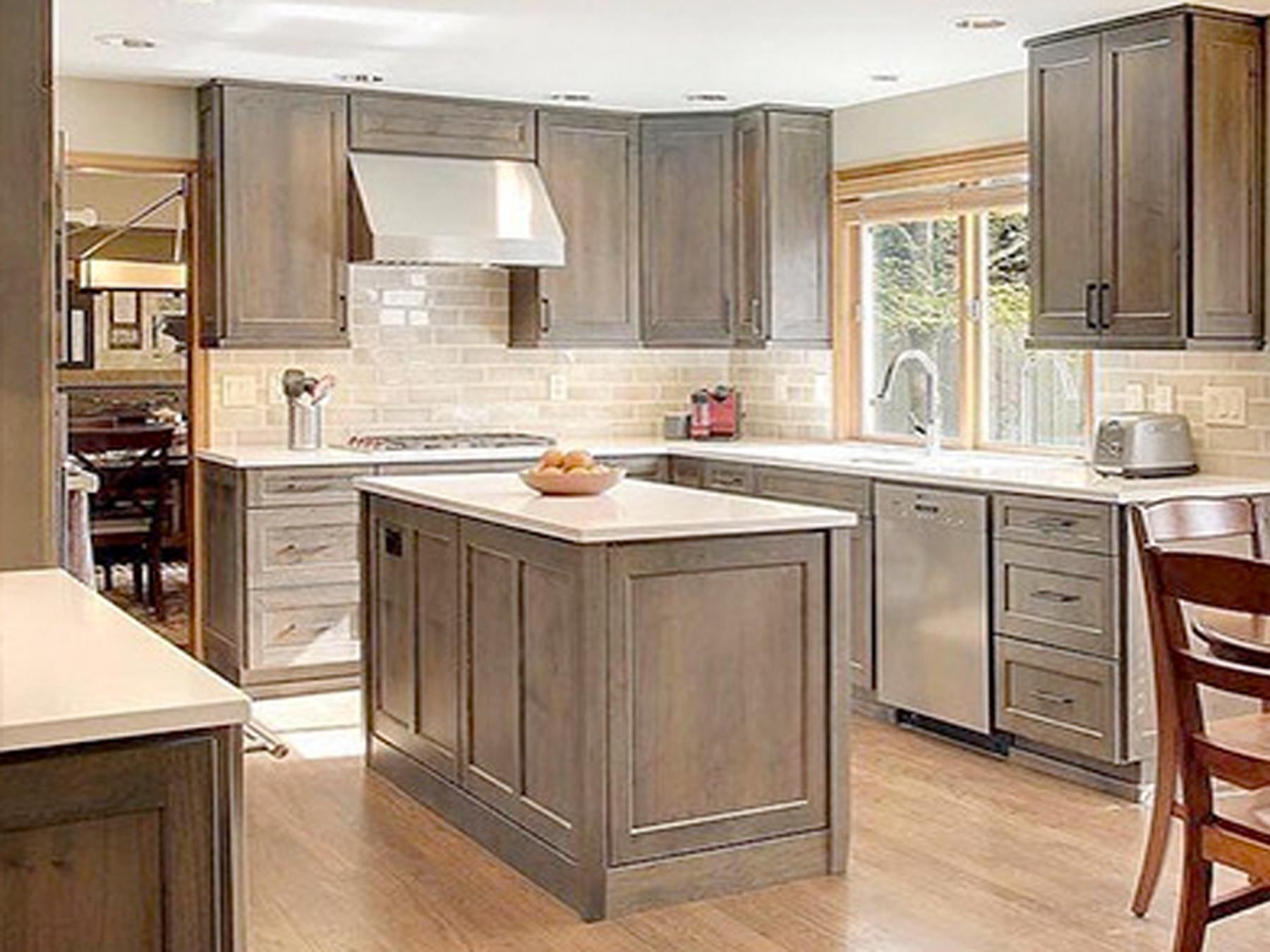 Winchester Grey Kitchen Cabinets