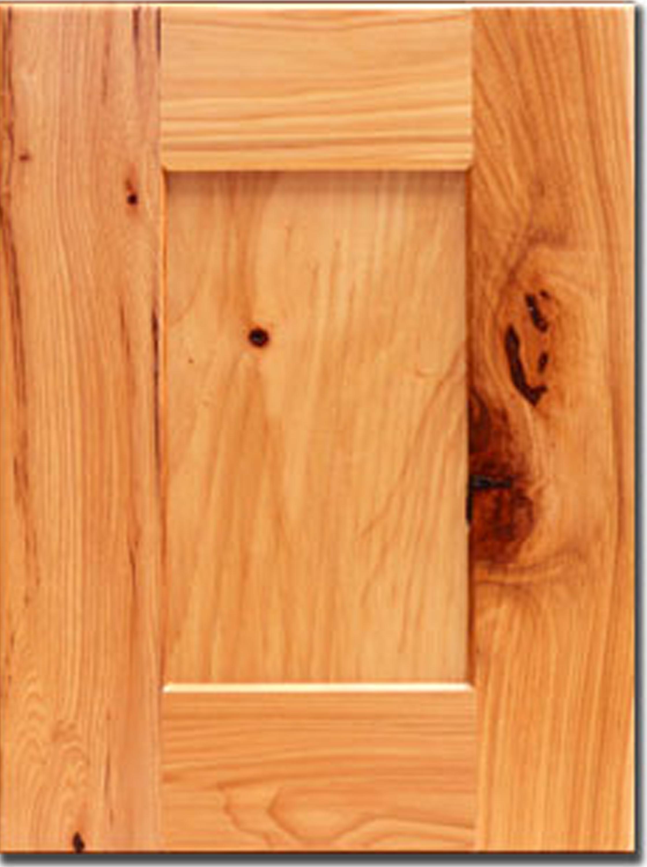 Hickory-Shaker-Door-Kraftsman-Cabinetry